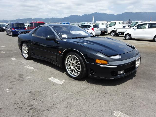 1991 Mitsubishi Gto Twin Turbo 3000gt Vr4 Tt Z16a For