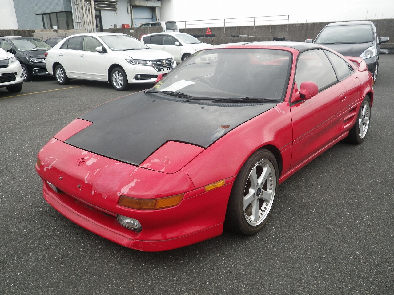 1991 Toyota Mr2 Sw20 Fed Legal Imports