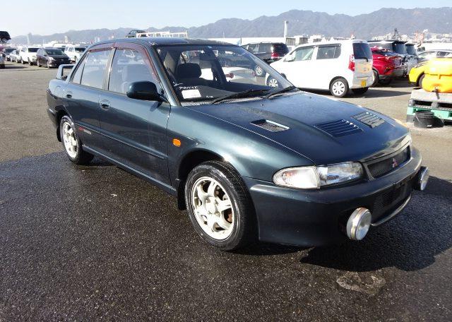 1992 Mitsubishi Lancer Gsr Evolution The Original Evo 1 border=