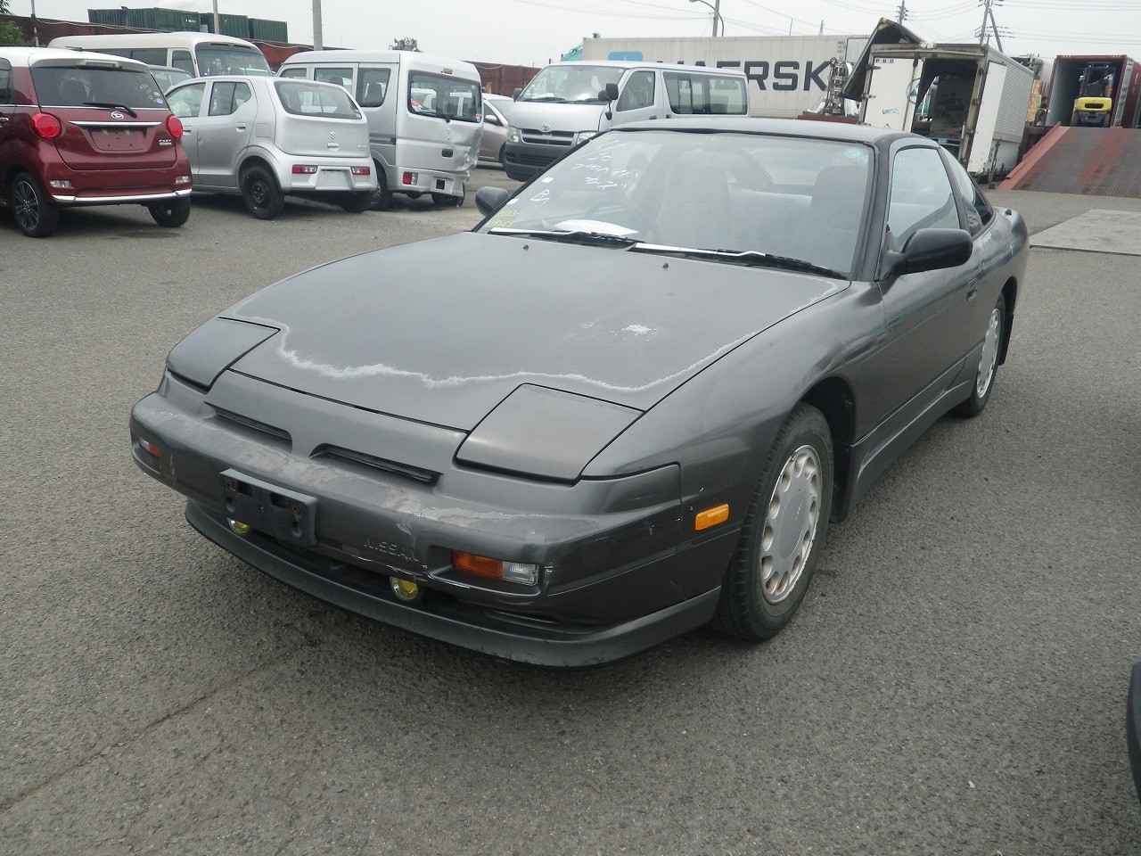 1990 Nissan 180sx CA18det Hatchback 5 Speed Manual Turbo