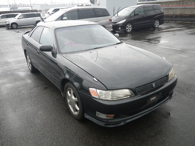 Year: 1993. Make: Toyota. Model: Mark2
