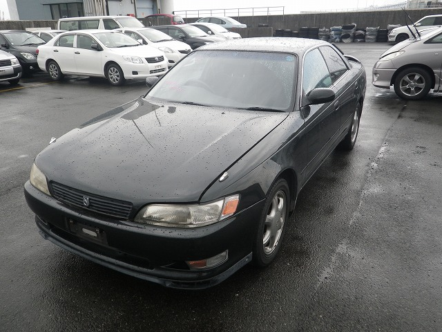 1993 Toyota Mark II Mark2 Tourer V JZX90 1JZ GTE Dark Green 67k Kilometers  GRADE 4 Automatic | Fed Legal Imports